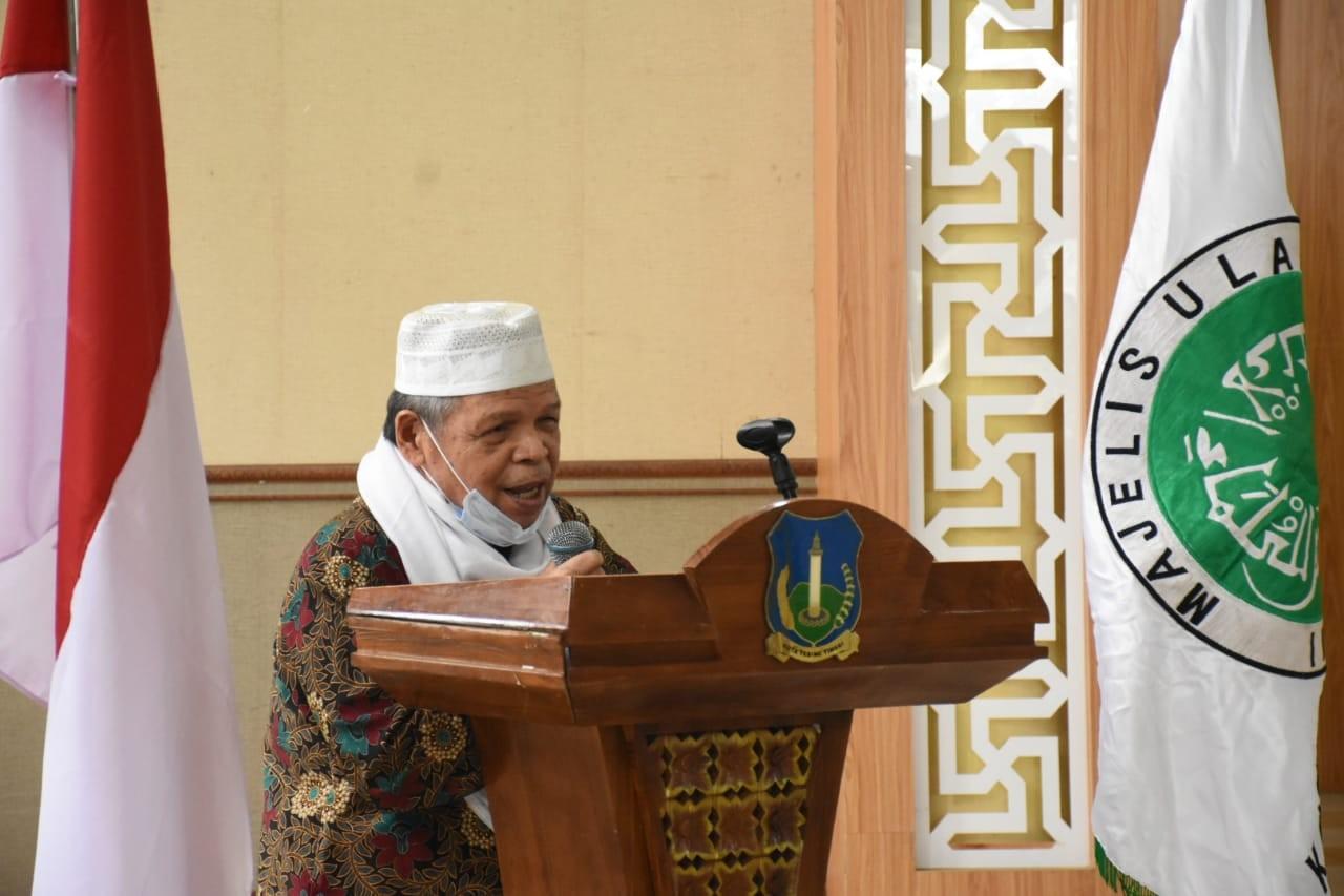 MAJELIS ULAMA INDONESIA TEBING TINGGI MENGADAKAN PELATIHAN ...